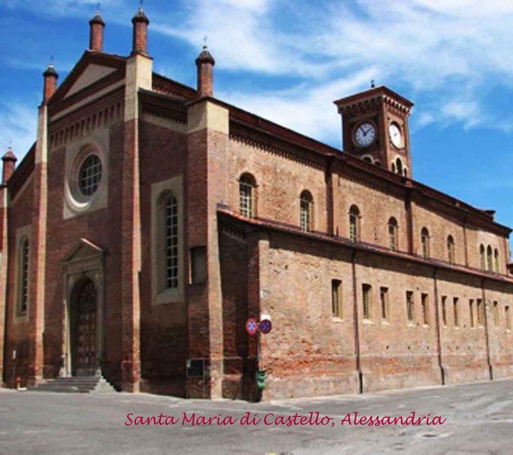 L'antica Alessandria della Paglia conosciuta e ricordata per il famoso Museo Borsalino