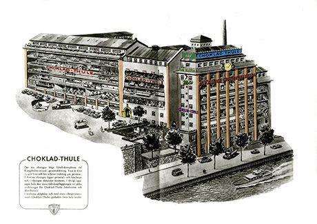 Oscar Properties : Chokladfabriken