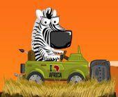 Zebra Safari oyunu ile safari gezisi yapmaya çalışan zebra'ya yardımcı olucaksınız.Oyunda ki engelleri tamamlayarak zebranın diğer tarafa geçmesini sağlamalısınız.Zebra Safari oyununda ilk önce alıştırma kısmı olucaktır ve size ne yapılması gerektiğini,Ok işaretleri ile gösterilen yerlere tıklayarak yapmalısınız.Tabi alıştırma kısmında sonra oyundaki bulmacaları siz çözüp zebranın engellerini kaldırıp safariye devam etmelisiniz.Zebra Safari oyna ile bütün kontroller MOUSE ile  .
