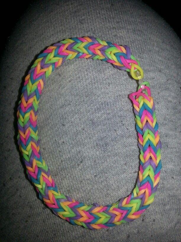 Rainbow Double Fishtail