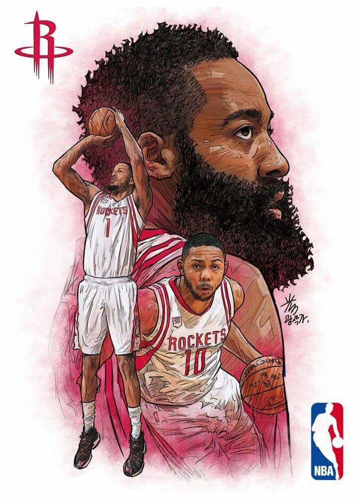 (Southwest) Houston Rockets