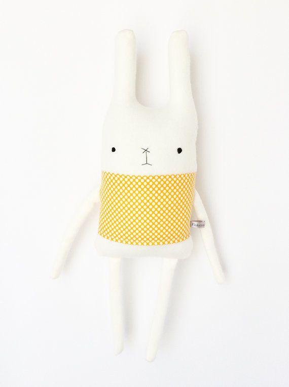 Plush Bunny Friend
