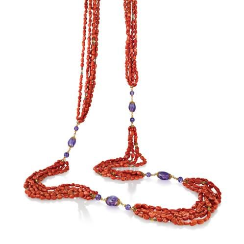 Verdura | Products | COLLECTIONS | THEMED COLLECTIONS | Raja Necklace