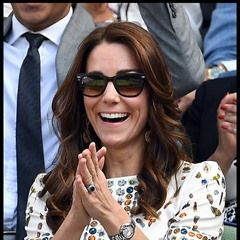 Kate and Wills and celebrities watch Andy Murray win Wimbledon Final