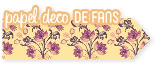 PAPEL DECO DE FANS http://www.craftingeek.me/p/papel-deco-de-fans-craftingeek.html