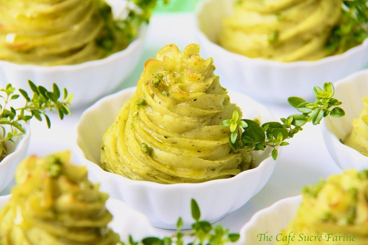 If you like garlic roasted mashed potatoes…………………… you're gonna LOVE these yummy potato swirls. If you're a regular visitor at The Cafe, you may have noticed that I enjoy preparing mashed potatoes in this fun swirly style. It's a wonderful trick to have up your sleeve for more reasons than one; not only can you...Read More »