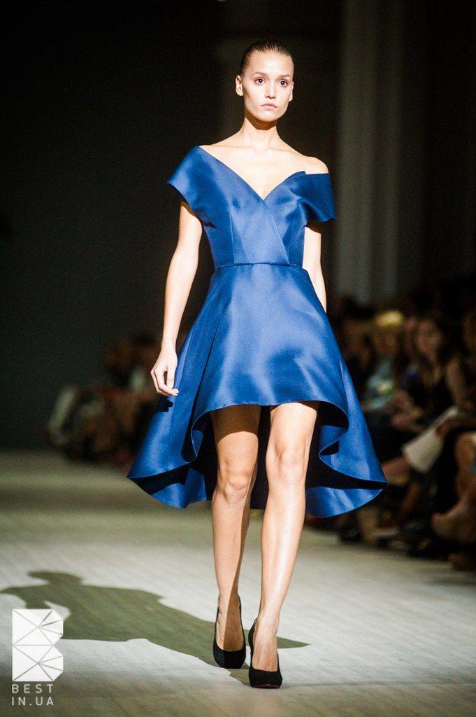NEW ARRIVALS. Нам нравится, как модель Мария Мельник носит платье от ElenaReva. Держащие форму коктейльные платья, топы бюстье и баски - главные ориентиры на весну '15 от ElenaReva. Подыскать себе образ можно на suitster.com. купить: http://suitster.com/brends/f_6-81/ #suitster #online #store #style #fashion #new #arrivals #elenareva Photo credit: Bestin.ua