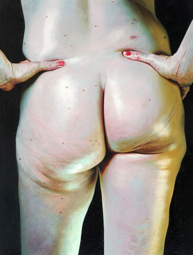 Bubble Butt / Martin Eder