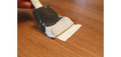 How to Paint Fake Laminate Wood | eHow