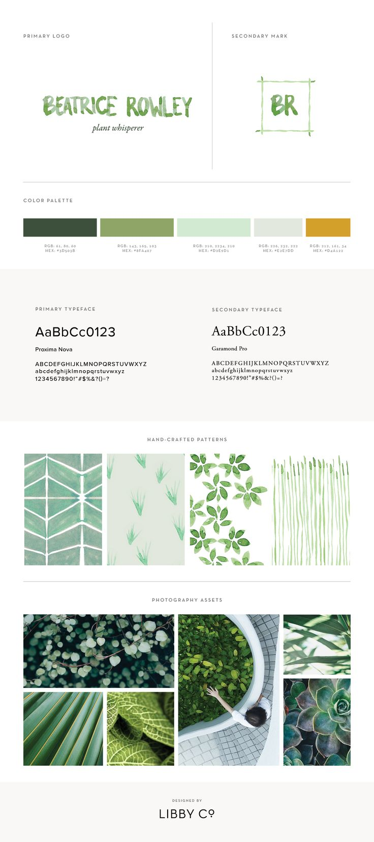 Click to [DOWNLOAD] your Free Brand Style Guide Template >>