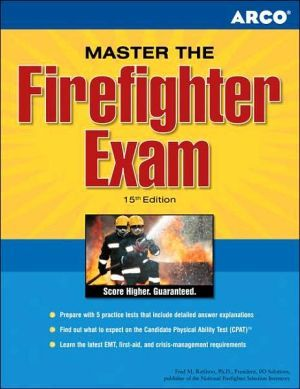 Arco+Master+The+Firefighter+Exam+(Firefighter)