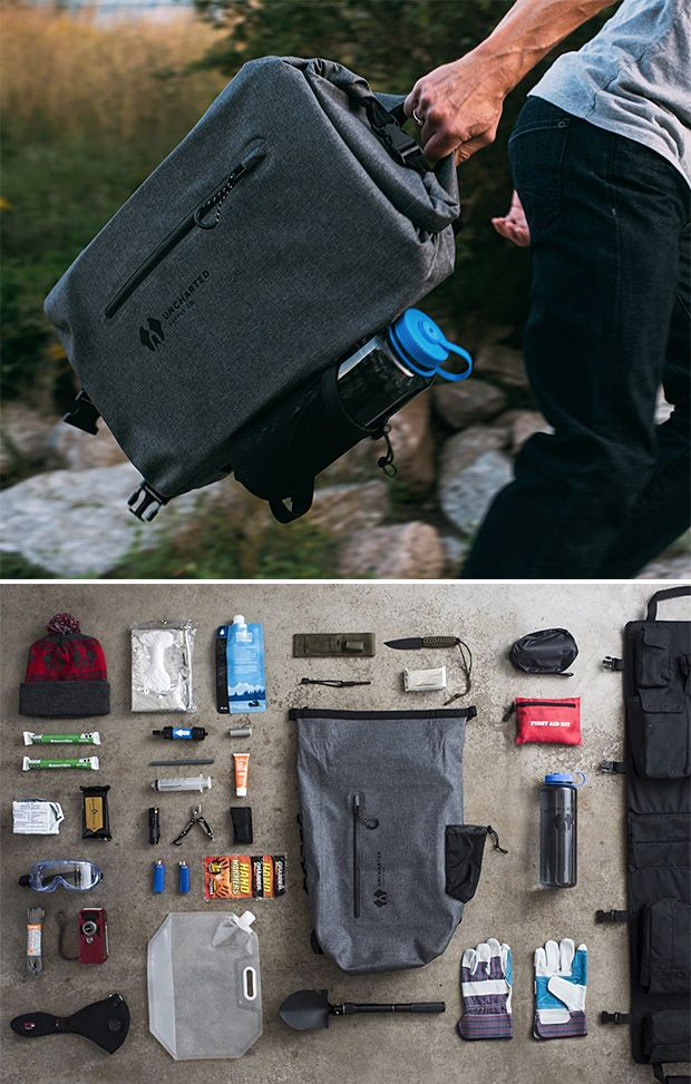 The SEVENTY2 Survival Kit