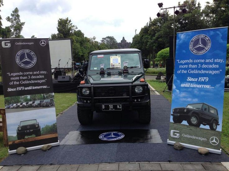 Borobudurs Mercedes Benz Club Indonesia Event