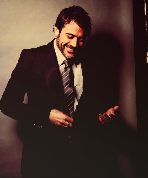 Jeffrey Dean Morgan. I don't know what he's most well-known for, but I know him best for his work on the hit television series Supernatural, as well as on the horror movie The Possession.