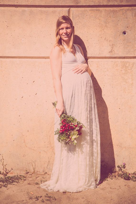 13 best MATERNITY Boho Wedding dresses - Mimètik Bcn images on ...