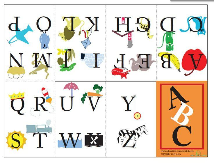 alfabet mini boek