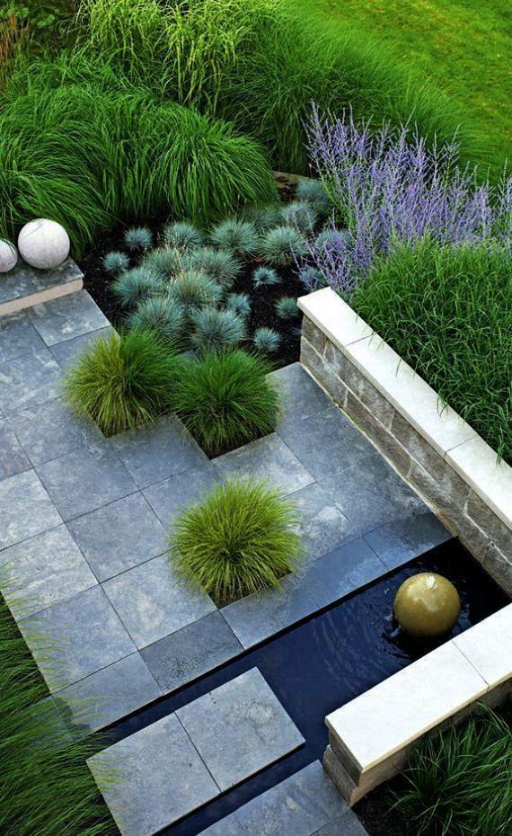 Landscape Gardening Near Me Modern Mediterranean Landscape Design