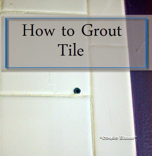 17 best ideas about how to grout on pinterest clean for How to make grout white again