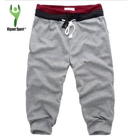 Casual Sports Below Knee Shorts