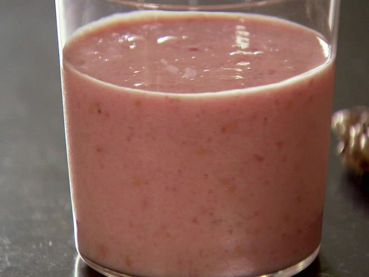 Banana Raspberry Smoothies Recipe Ina Garten Garten