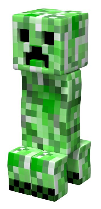 1000+ ideas about Creeper From Minecraft on Pinterest | Christmas Rag