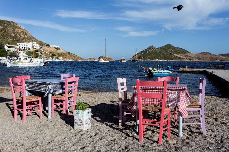 Defining seaside restaurants..  3plefsis #patmos #grikos