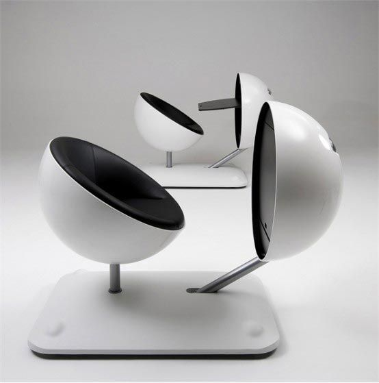 1000 Images About Futuristic Furniture On Pinterest: Futuristic Furniture