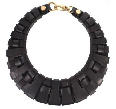 Fleet Ilya, leather necklace