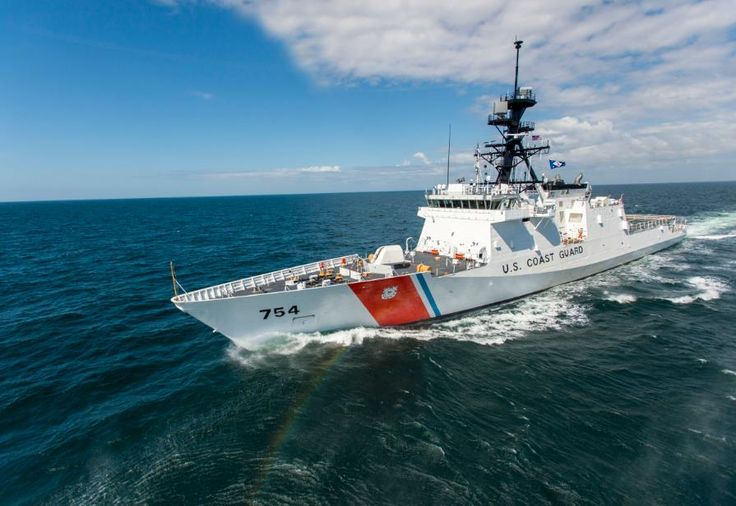 U.S. Coast Guard's fifth National Security Cutter, James, successfully completed builder's trials in Pascagoula, Mississippi, marking a significant step in preparing the cutter for delivery to the U.S. Coast Guard. Builder's trials are the shipbuilder's first opportunity to operate the cutter at sea and survey the current status of shipboard systems. While underway, Huntington Ingalls Industries test and trials team conducted extensive testing of the propulsion, electrical, damage control…