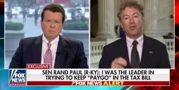 Rand Paul Whines About Jon Stewart