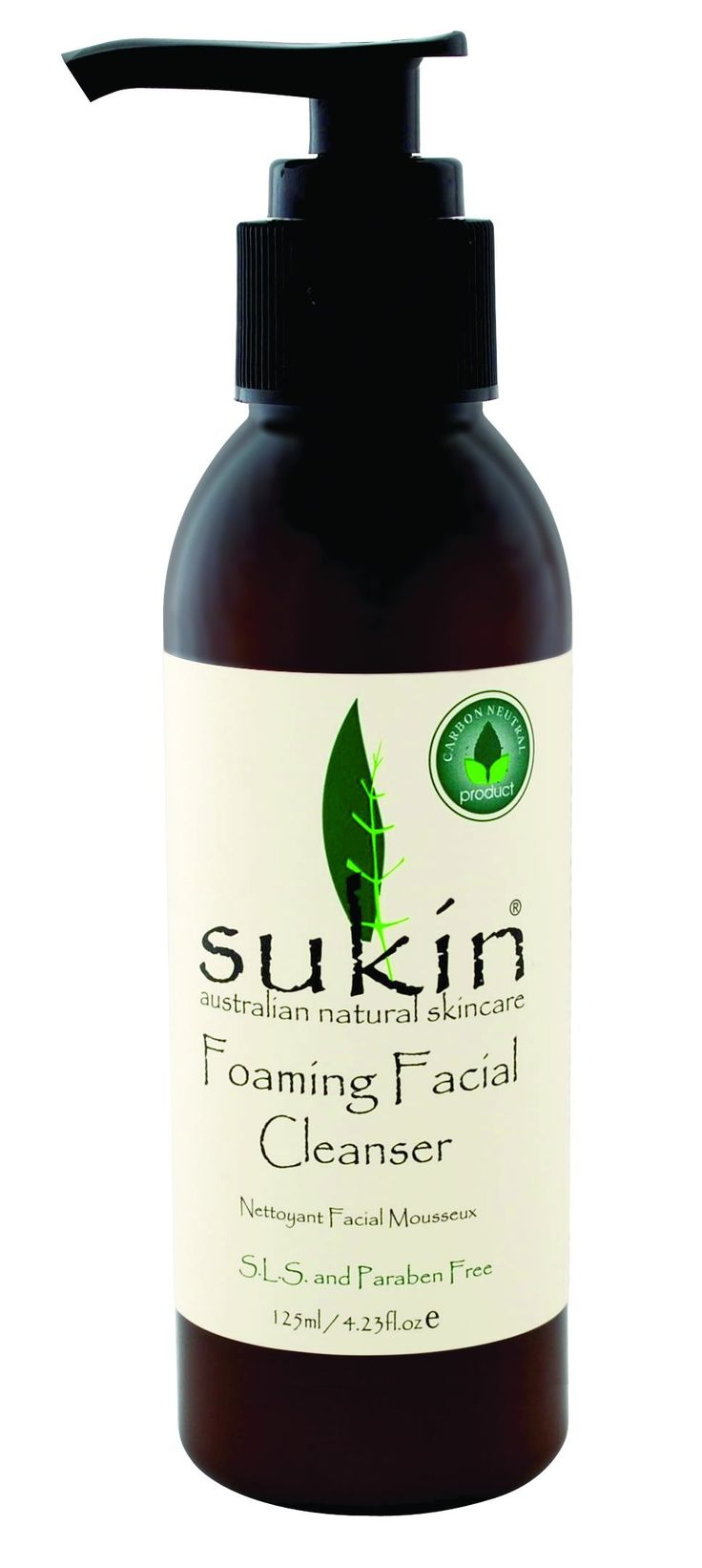 Alternative facial skin cleanser