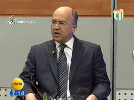 Huchi Lora Habla Con El Procurador General Sobre El Narco Más Peligroso Y Buscado En El País #Video
