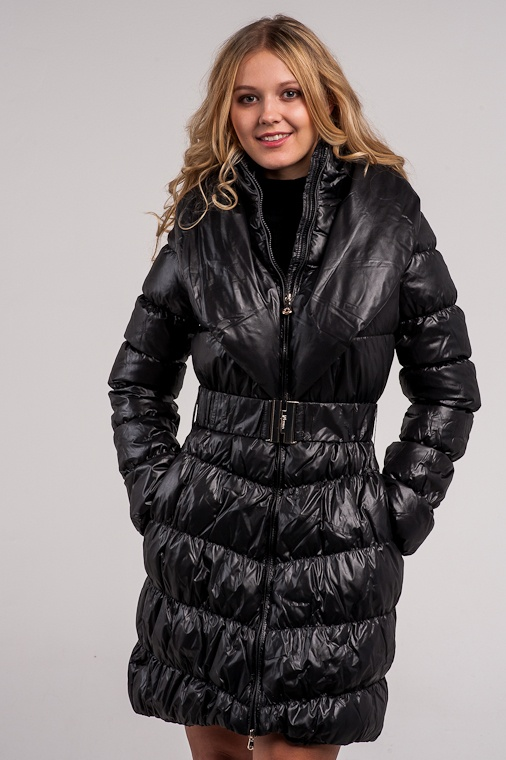 Guess by Marciano Down Jacket, black www.fashionstore.fi