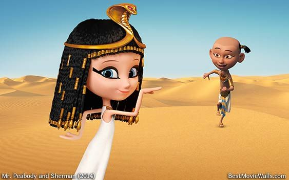 Penny and King Tut | Mr. Peabody and Sherman | Pinterest ... Mr Peabody And Sherman Penny And Tut