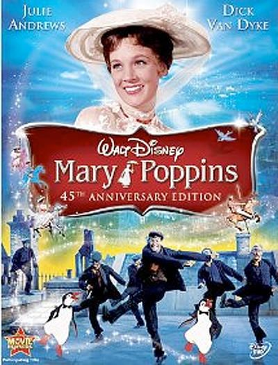 The 25 best movie musicals of all time - 'Mary Poppins'