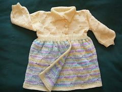 Ravelry: Young Gadabout Baby Set #3159 pattern by Fleisher