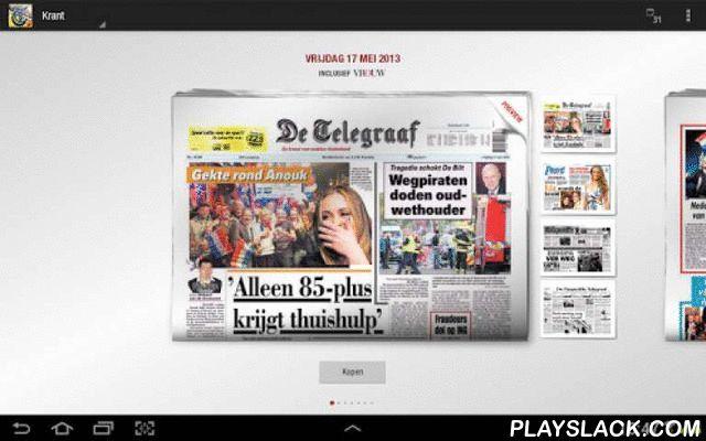 De Telegraaf Krant  Android App - playslack.com , De Telegraaf Krant app volledig vernieuwd!De krant zoals die elke ochtend van de drukpers rolt en door miljoenen Nederlanders wordt gelezen. Zoals u gewend bent boordevol spraakmakend nieuws, achtergronden, opinie en reportages. Ook het regionieuws en Magazine Vrouw (op vrijdag) ontbreken vanzelfsprekend niet.Dit kunt u met de volledig vernieuwde app:- De krant lezen 'in krantenstijl', hiervoor zoomt u in op de pagina;- De krant lezen 'in…