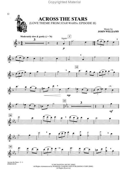 star wars flute sheet music - Google Search