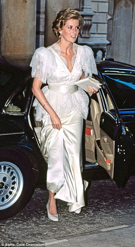 Diana's life in fashion glorious photos | Daily Mail Online