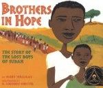 The Lost Boys and Girls of Sudan: Book Club for Kids. Meeting a lost boy and hearing his story.