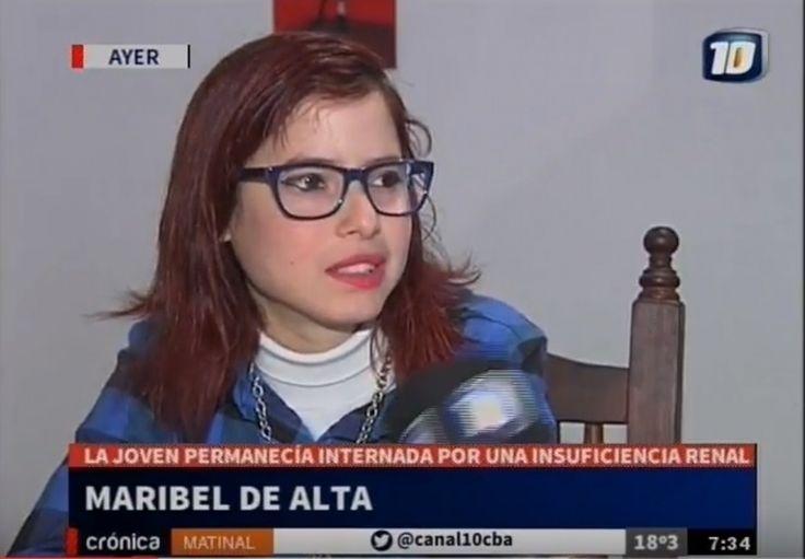 #Maribel Oviedo ya regresó a su casa y está en espera de otro transplante - El Diario de Carlos Paz: El Diario de Carlos Paz Maribel Oviedo…