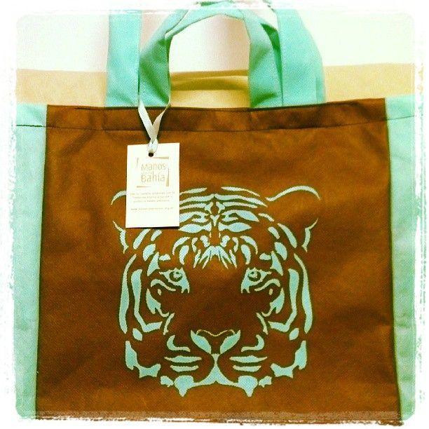 #tiger #ecobag