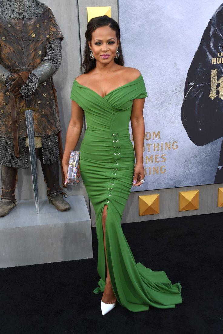 Christina Milian  #ChristinaMilian King Arthur Legend of the Sword Premiere in Hollywood 08/05/2017 http://ift.tt/2uqJ8tT