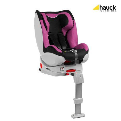 Accesorii bebelusi :: Scaune auto copii :: Scaune auto rear facing :: Scaun Auto Varioguard 0/1 Black/Pink Hauck
