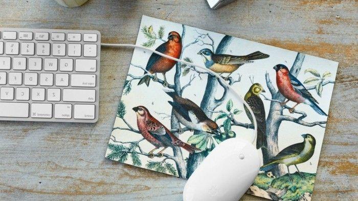 132 best regali fai da te images on pinterest gift ideas for Tappetino mouse fai da te