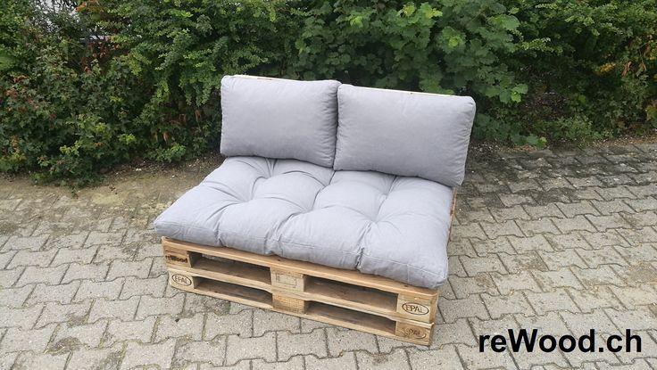 Lounge von reWood //  Palettenmöbel aus der Schweiz, Bern, Biel // marcorothphotography.ch