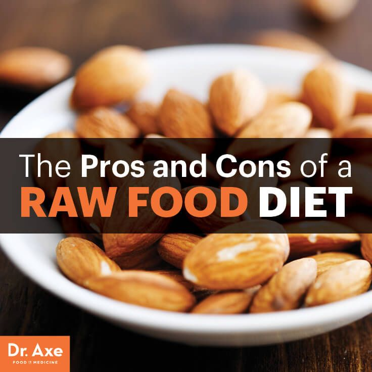 Raw Food Diet: Benefits, Risks and How to Do It - Dr. Axe