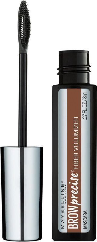 Maybelline Brow Precise Fiber Volumizer, The fibers give you natural looking brows