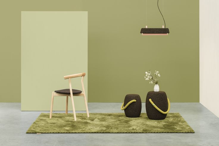 Associative Design present The Best of Portugal at the London Design Fair 2017 | Pipo Stool by DAM