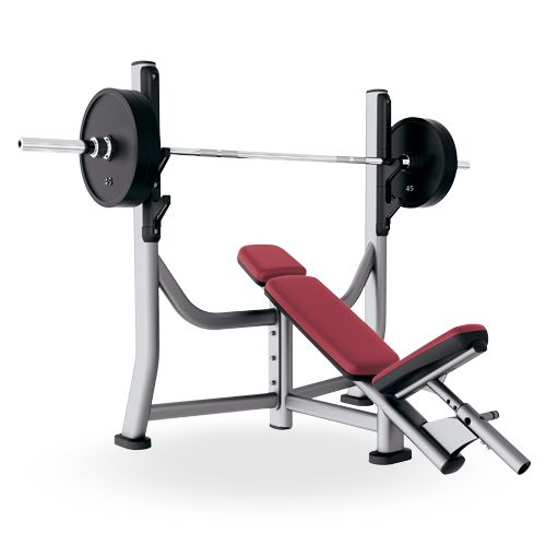 Olympic Incline Bench | LifeFitness